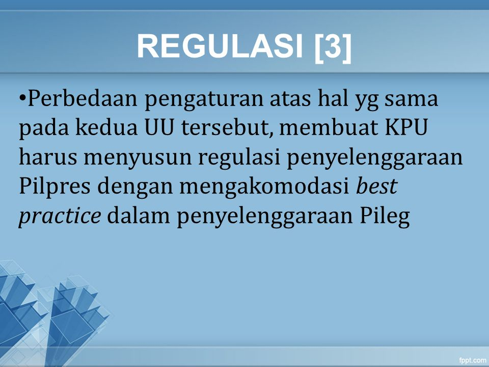 REGULASI [3]